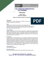 Ficha técnica mebendazol