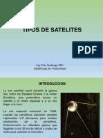 1) Tipos de Satelites