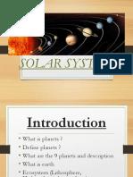 Power Point Presentation (Thesis)