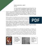 Determinación de La Tipología Arquitectónica