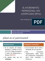 El incremento patrimonial no justificado.pptx