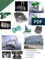 Book - Présentation de la société MGT Apporteur de solution mécanique