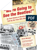 Were Going to See the Beatles - Garry Berman