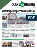 Rassegna Stampa Nazionale e Locale Dell'Umbria Del 17 Gennaio 2019