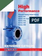 LESER-Safety-Relief-Valve-High Performance Extended Catalog en 07 2016