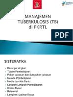 Mi 3.Manajemen Tb Di Fkrtl Up Date 5 Maret 2018 Jam 14 00