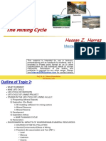Topic2 Theminingcycle 160201214947(1)