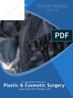 Plastic Surgery 2019_Tentative Program