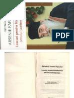 Pr. Arsenie Papacioc Leacuri
