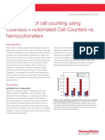 Comparison Countess Hemocytometer App Note