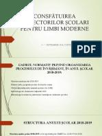 Consfatuiri Limbi Moderne - Cadru Normativ 2018 BUN (1)