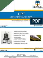 Presentación Ensayo CPT
