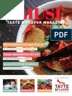 AMUSÉ - Taste and Flavor - Editie 01-2016