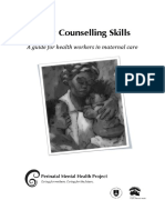 PMHP Basic Counselling Skills
