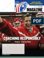 USA Football Magazine Issue 4 Fall 2007