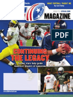 USA Football Magazine Issue 5 Spring 2008