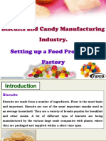 Biscuits and Candy Manufacturing Industry