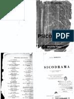 Moreno, J L - Psicodrama