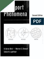 Transport Phenomena(1)
