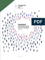 indicadores politicas migratorias