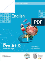 Ingles Student Book Pre A1.2.