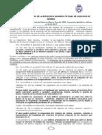 MOCION Medidas Contra Violencia Genero a Menores, Podemos Cabildo Tenerife, Paqui Rivero (Comision Insular Igualdad, Julio 2017)