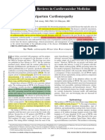 1. Peripartum Cardiomyopathy CIRCULATIONAHA