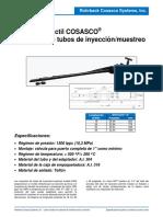 Inyector de Productos Quimicos COSASCO