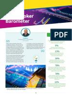 Broker Barometer the Broker Landscape Report