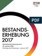 BE-Heft 2017 Aktualisierte Version 25.01.18