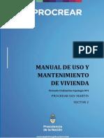 Manual de Uso y Mantenimiento DV1  - Tipologia Dúplex - Sector 2.pdf
