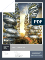 Agricultura Urbana - Monografía