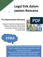 03. Aspek Legal Etik dalam Keperawatan Bencana.pptx