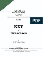 Madina Book 3 - Arabic Solutions