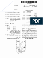 Patente del renovado Motorola Razr