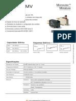 Microrutor (Micro Switch)Kp Mv Br