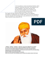 7 Teachings by Guru Nanak