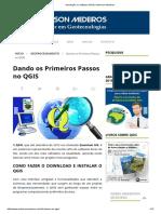 1- Introdução Ao Software QGIS _ Anderson Medeiros