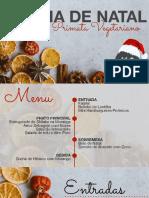 PDF Natal Primata Vegetariano