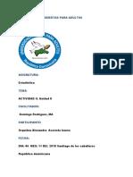 Tarea II de Estadistica (1)