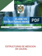 Clase Viii Estructuras Hidraulicas-ultimo