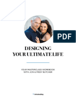 Designing your ultimate life