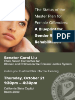 Flyer, Oct. 21 WCCJS Hearing