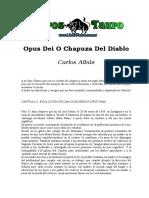 Albas Mínguez, Carlos - (1992) Opus Dei O Chapuza Del Diablo