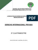 Derecho Internacional Privado (3)