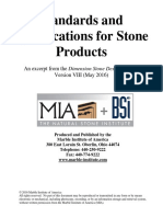 02 Standards and Specifications for Stone Products Viii