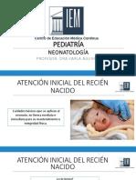Pediatria Clase 1