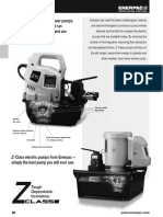 Enerpac Zu Series Pumps