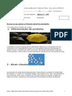 Ficha de Trabalho M5-CPV - 5 Funções Da Promoção de Vendas