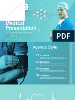 2019 Medical Plan PowerPoint Templates